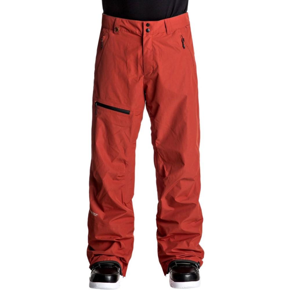 クイックシルバー メンズ スキー・スノーボード ボトムス・パンツ【Forever 2L Gore - Tex Pants】Ketchup Red