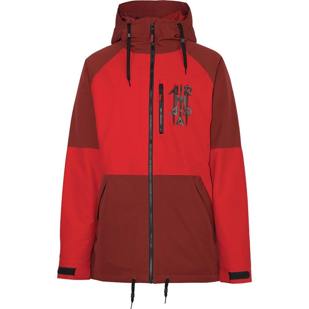 アルマダ メンズ スキー・スノーボード アウター【Carson Insulated Jackets】Port