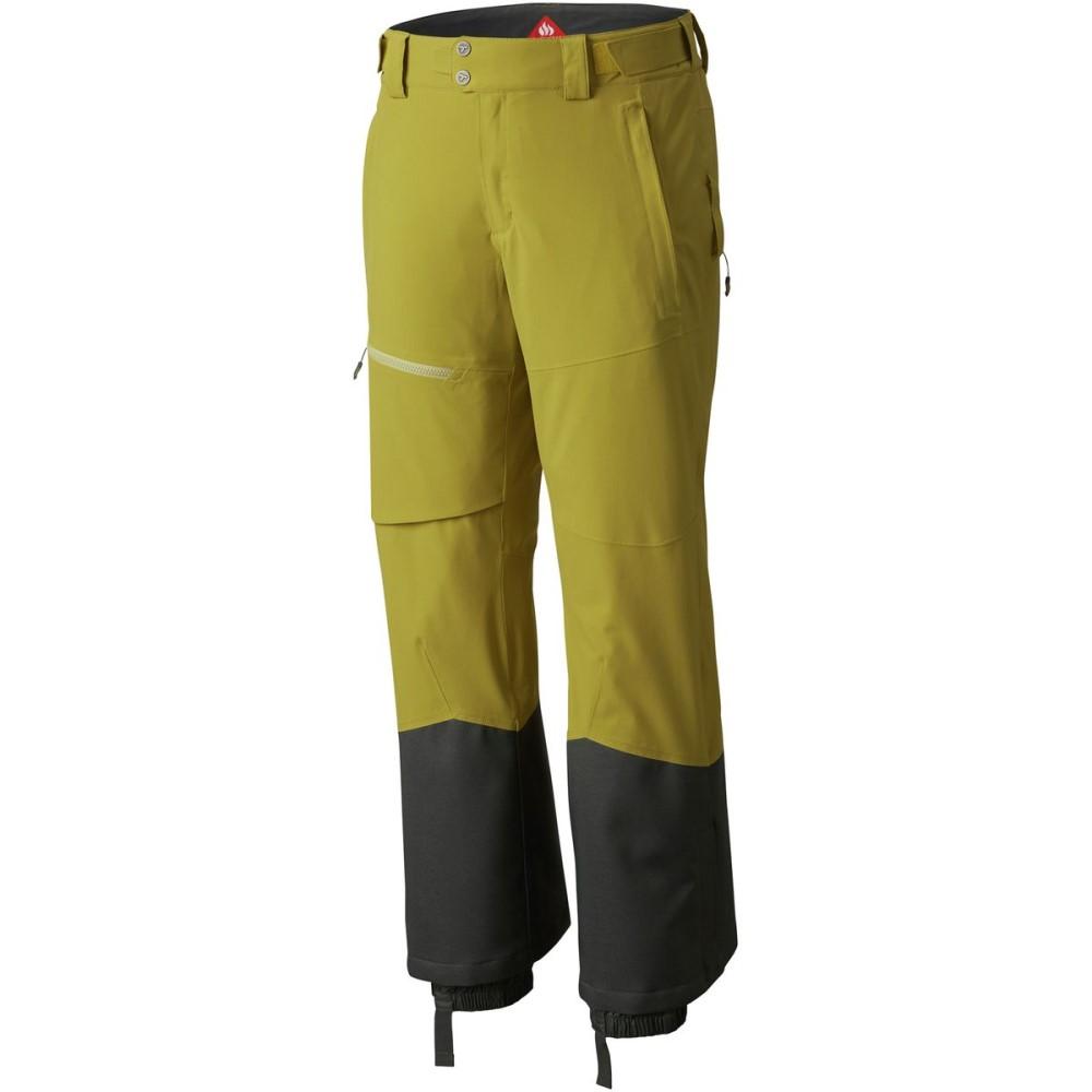 コロンビア メンズ スキー・スノーボード ボトムス・パンツ【Titanium Powder Keg Pants】Peppercorn