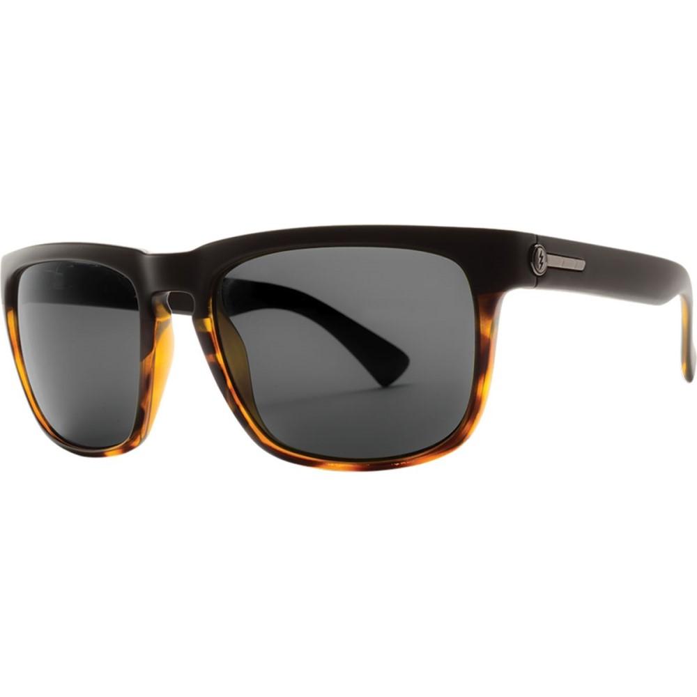 エレクトリック レディース メガネ・サングラス【Danger Cat LX Sunglasses】Nude Tort/Ohm Sky Blue Chrome