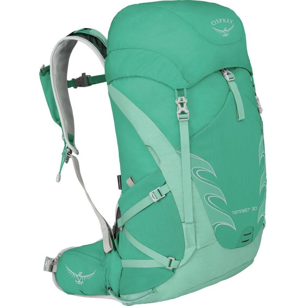 オスプレー レディース バッグ バックパック・リュック【Tempest 30L Backpack】Lucent Green