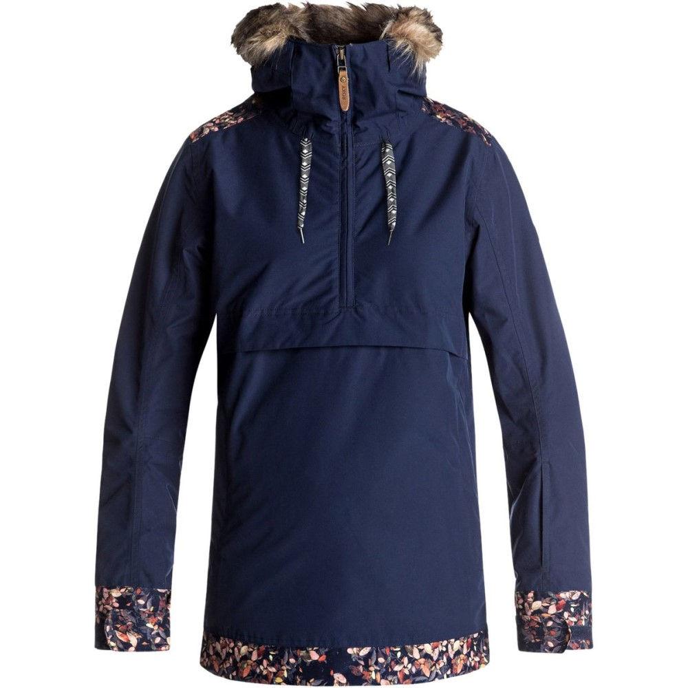 ロキシー レディース スキー・スノーボード アウター【Shelter Hooded Jacket】Peacoat