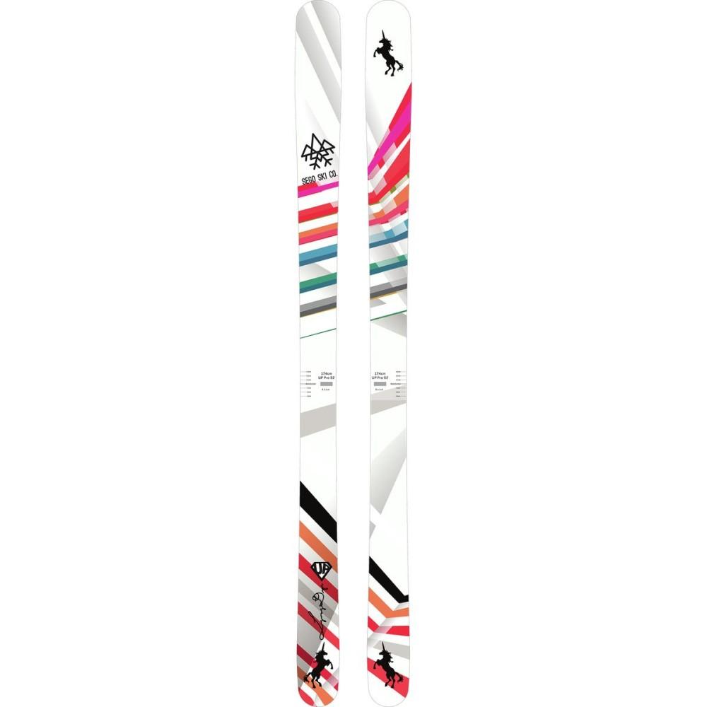 セゴスキー レディース スキー・スノーボード ボード・板【Up Pro 92 Ski】One Color