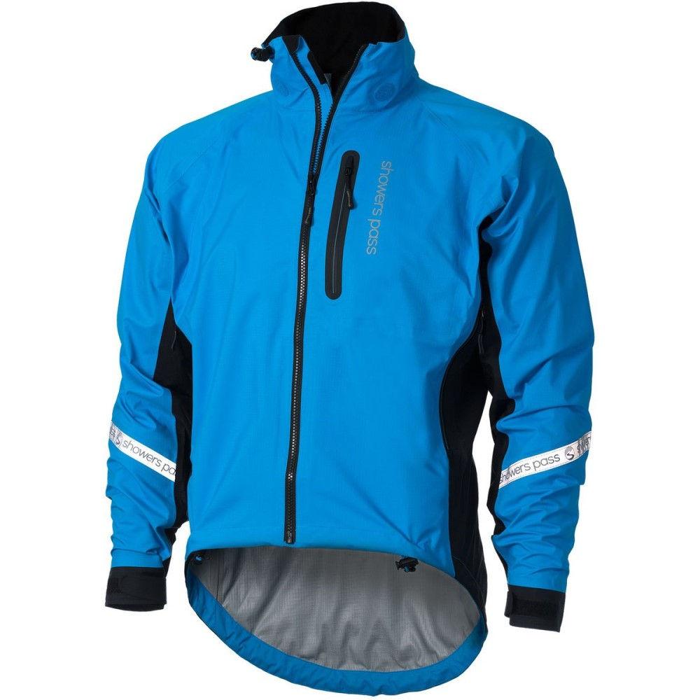 シャワーズ パス メンズ 自転車 アウター【Elite 2.1 Jacket】Pacific Blue