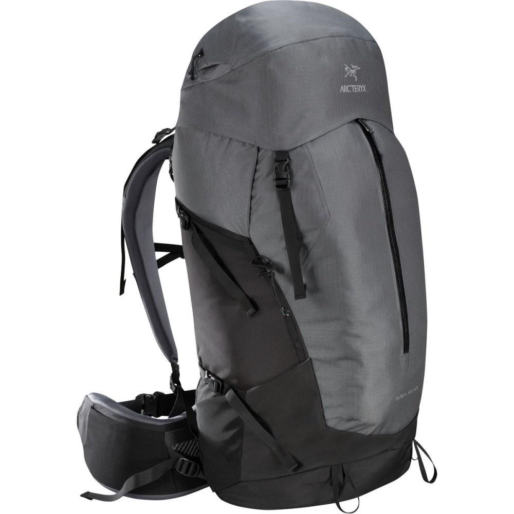 アークテリクス メンズ バッグ バックパック・リュック【Bora AR 63L Backpack】Titanium