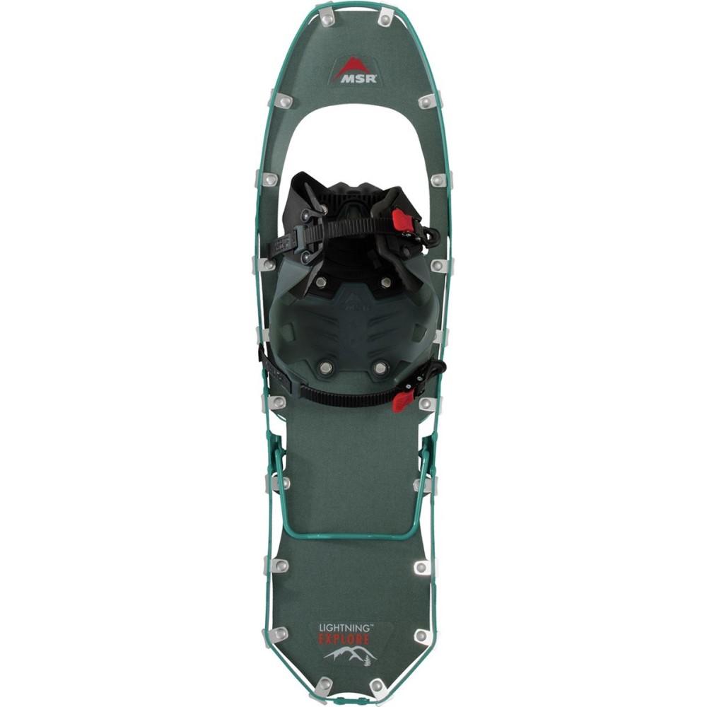 エムエスアール レディース スキー・スノーボード シューズ・靴【Lightning Explore Snowshoe】Teal