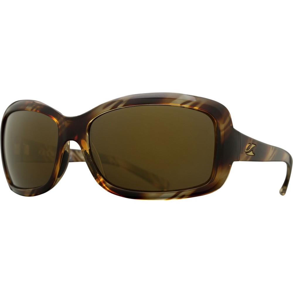 カエノン レディース スポーツサングラス【Lunada Gold Sunglasses Sunglasses - Polarized -】Striped Tort/Brown 12-Polarized Gold Mirror, ミナミシタラグン:7eecdb7a --- sunward.msk.ru