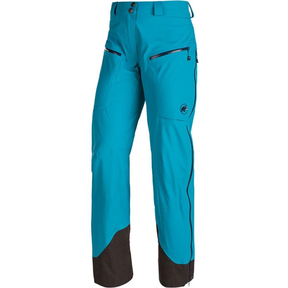 マムート レディース スキー・スノーボード ボトムス・パンツ【Luina Tour HS Pant】Aqua