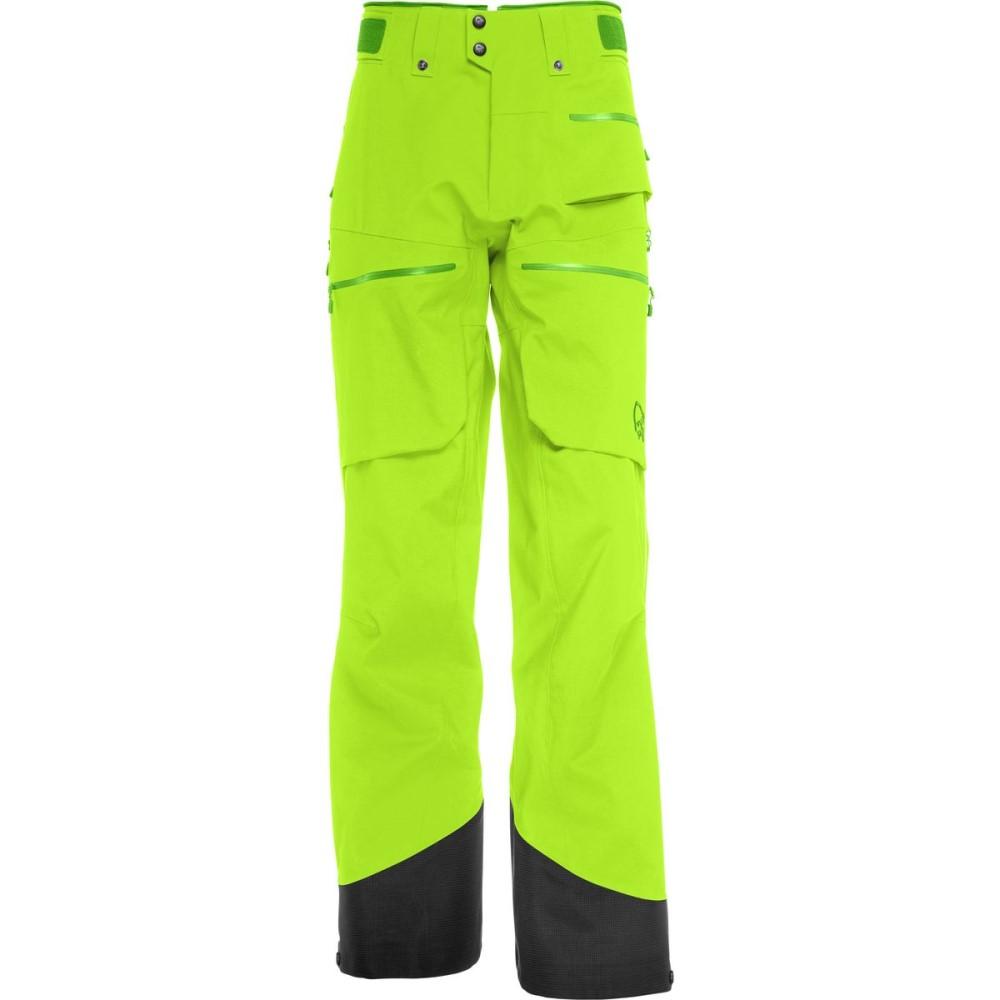 ノローナ メンズ ノローナ スキー -・スノーボード ボトムス・パンツ メンズ【Lofoten Gore - Tex Pro Shell Pants】Birch Green, オートパーツ:3f2d5bd7 --- ffc-consulting.at