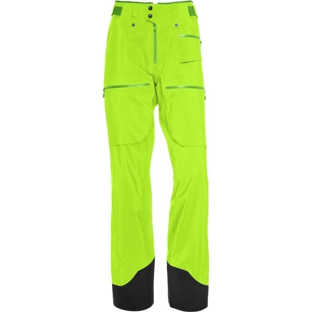 ノローナ メンズ スキー・スノーボード ボトムス・パンツ【Lofoten Gore - Tex Pro Light Pant s】Birch Green