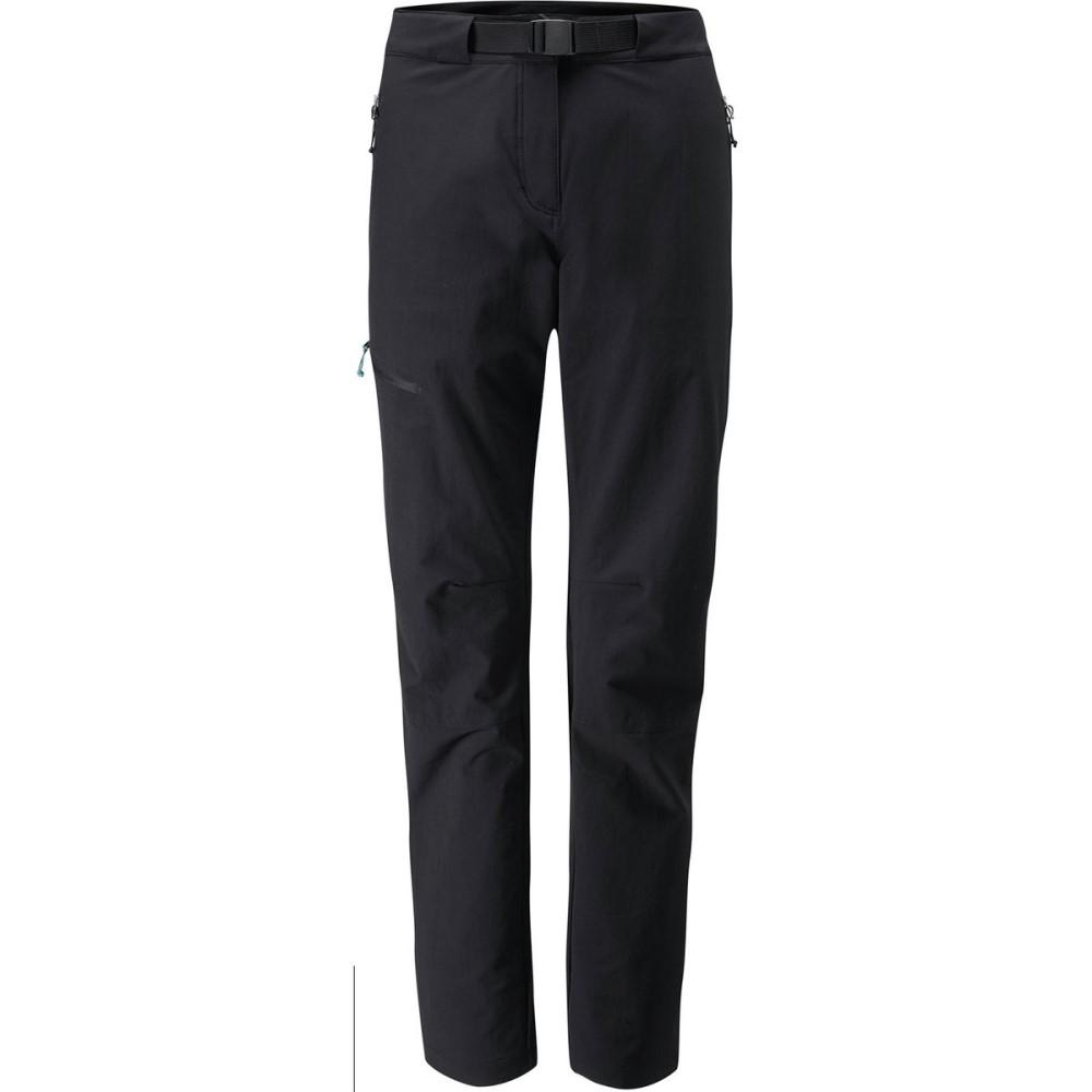 ラブ レディース ハイキング・登山 ボトムス・パンツ【Vector Pant】Black