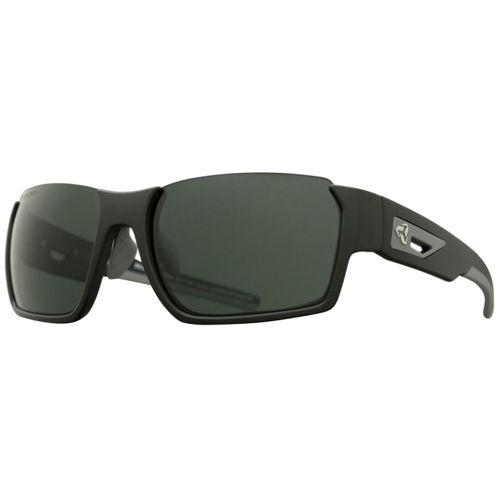 ライダーズ アイウェア レディース スポーツサングラス【Invert Sunglasses - Polarized】Velo-Polar Black/Green Lens Anti Fog