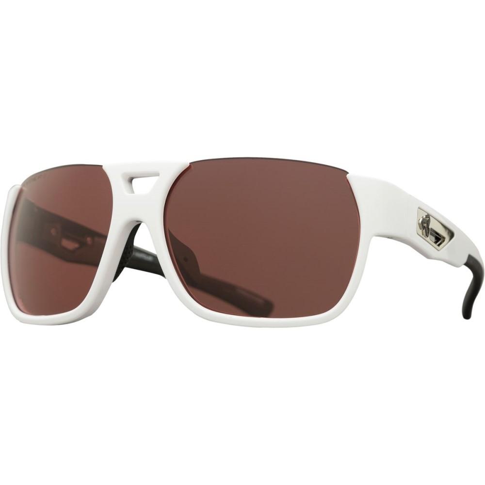 ライダーズ アイウェア メンズ スポーツサングラス【Rotor Sunglasses - Polarized】Velo-Polar White/Rose Lens Anti Fog