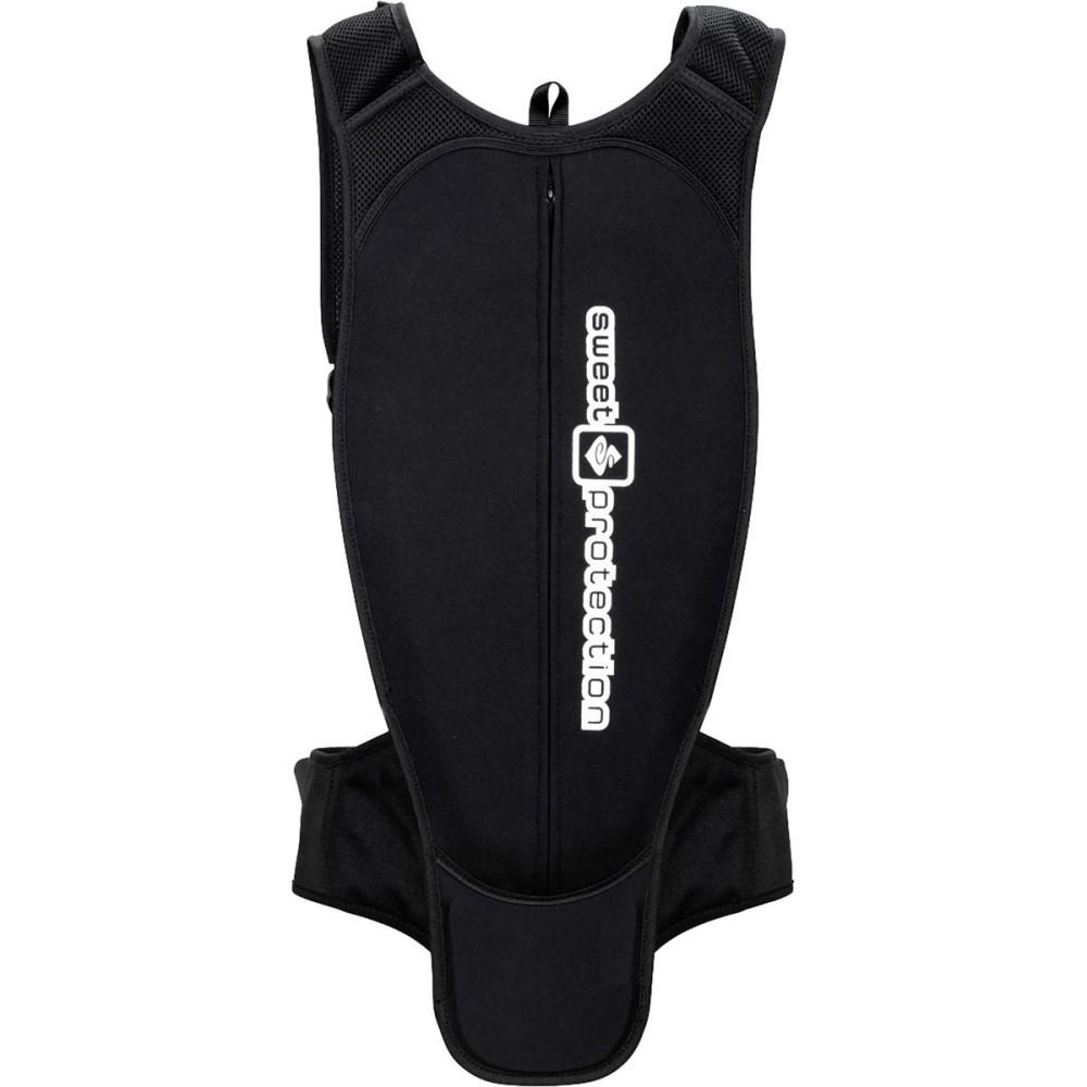 スイートプロテクション メンズ スキー・スノーボード プロテクター【Bearsuit Soft Back Protector】True Black