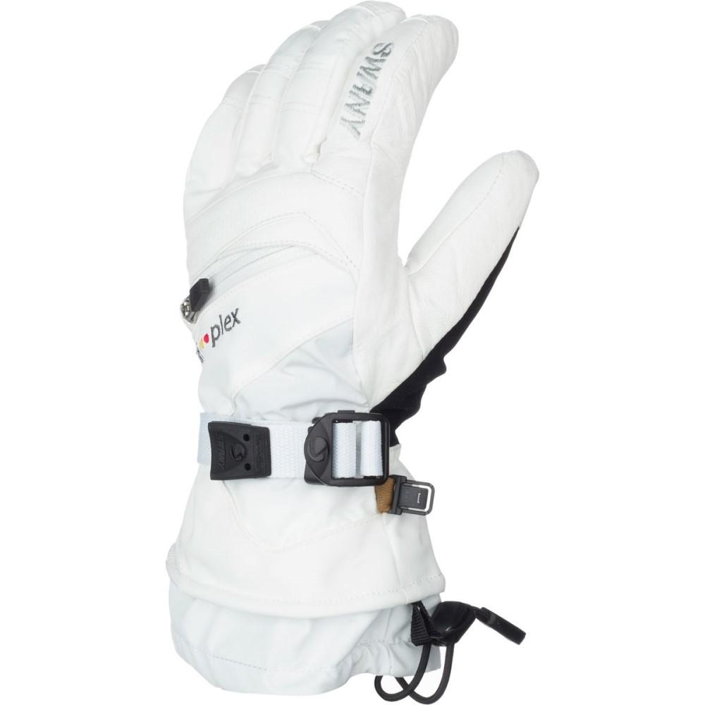 スワニー レディース 手袋・グローブ【X - Change Glove】White