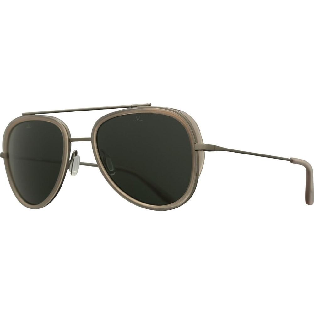 ヴュアルネ レディース メガネ・サングラス【Edge Pilote VL 1614 Sunglasses - Polarized】Taupe/Matte Gunmetal/Grey Polar