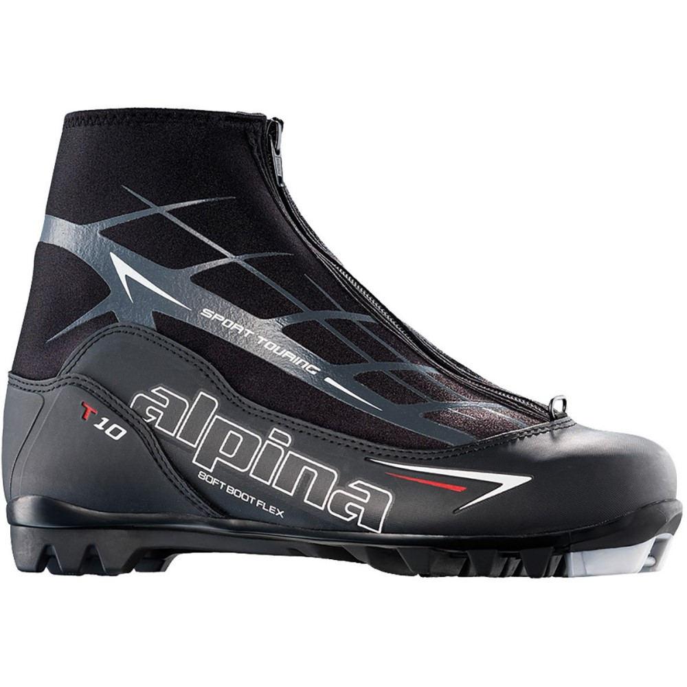 【即納】 アルピナ メンズ アルピナ スキー・スノーボード シューズ・靴 Touring【T10 Touring Boot】Black/White/Red, カヅサマチ:decf53fe --- canoncity.azurewebsites.net
