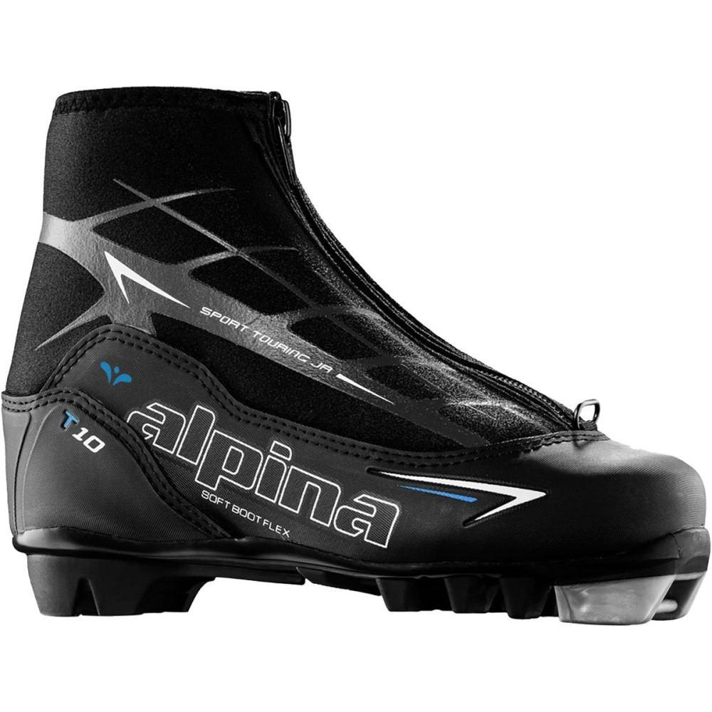 アルピナ レディース スキー・スノーボード シューズ・靴【T10 Eve Touring Boot】Black/Blue/White