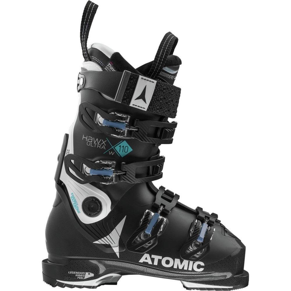 【在庫処分大特価!!】 アトミック レディース スキー・スノーボード シューズ 110・靴 アトミック【Hawx Ultra 110 Ski Ski Boot】Black/White/Denim, Smiling Angel Fashion Shop:9758f78e --- ejyan-antena.xyz