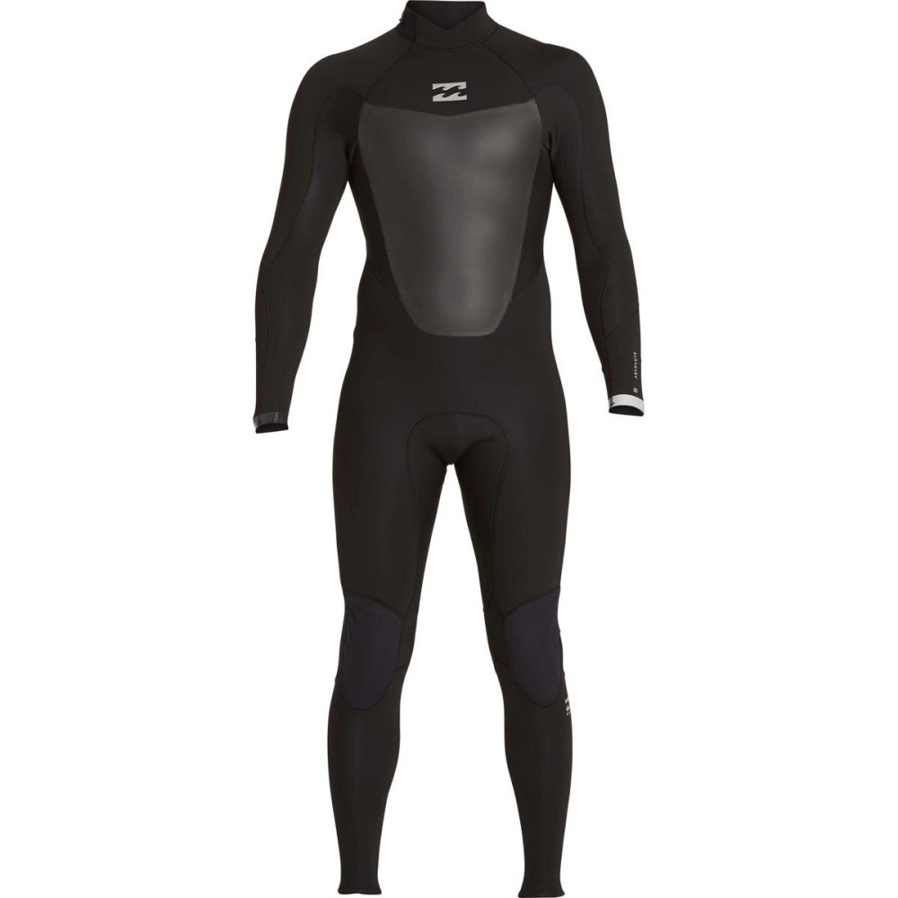 ベストセラー ビラボン メンズ 水着・ビーチウェア ウェットスーツ メンズ【3 Absolute/2 ビラボン Absolute Back Zip Full Wetsuits】Black, 水府村:7b4cf533 --- stsimeonangakure.org