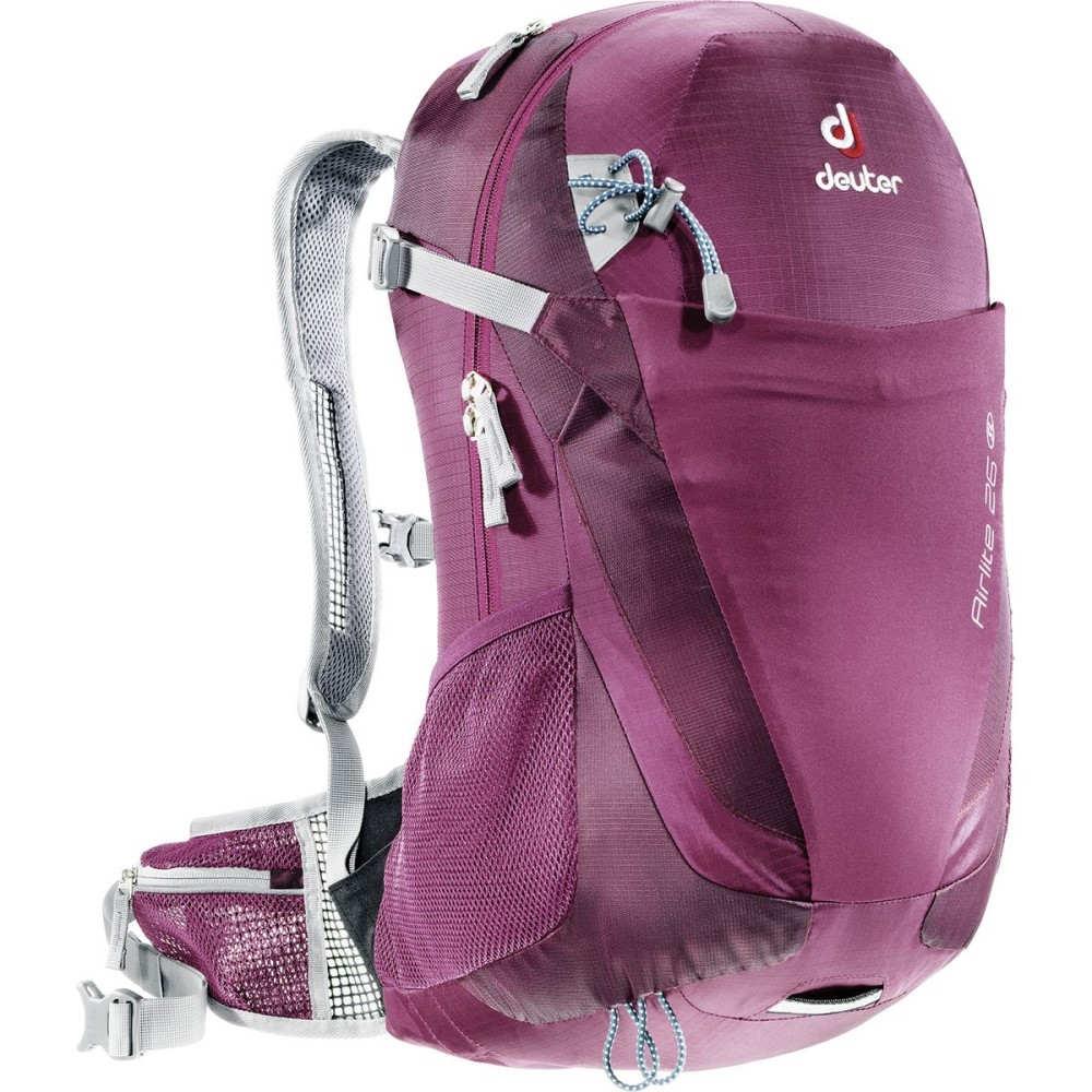 ドイター レディース バッグ バックパック・リュック【Airlite 26L SL Backpack】Blackberry/Aubergine
