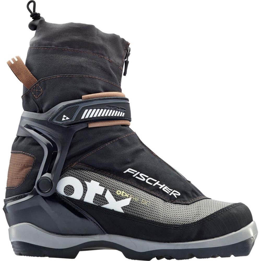 フィッシャー メンズ スキー・スノーボード シューズ・靴【Offtrack 5 BC Boot】Black/Silver