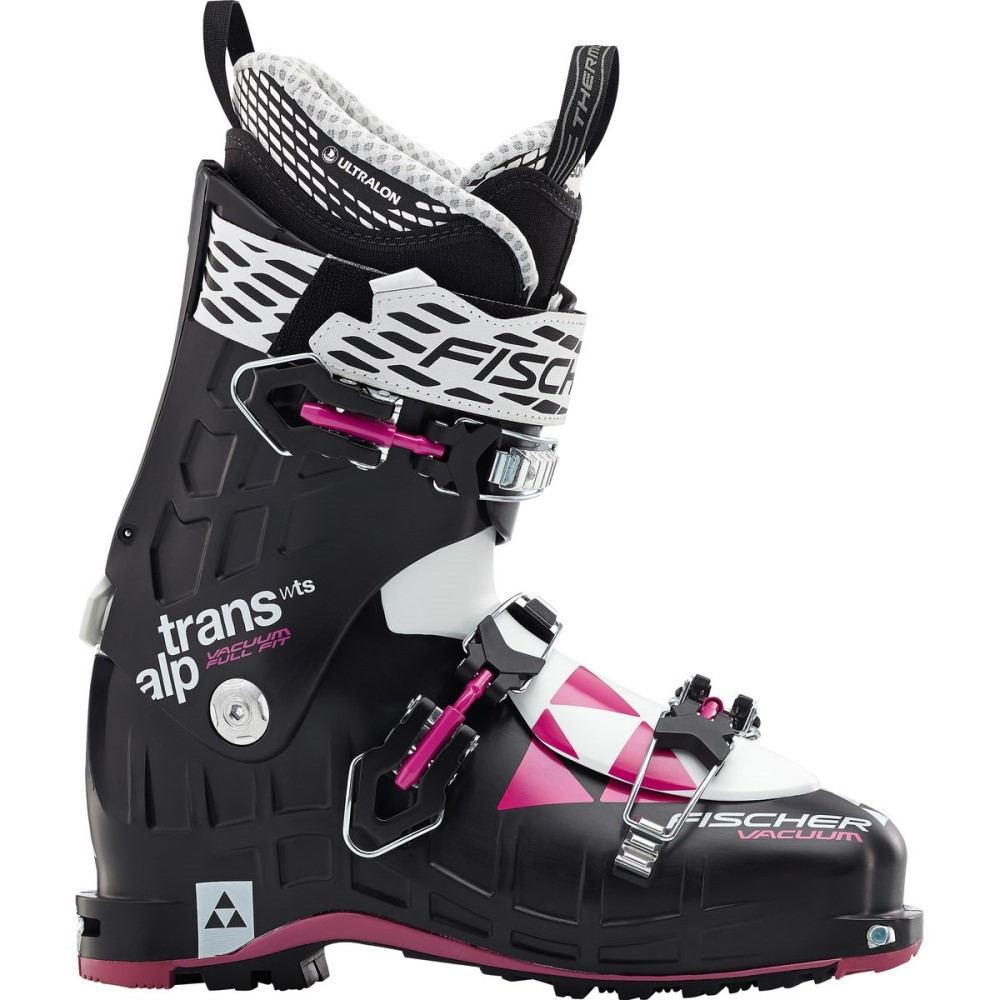 フィッシャー Boot】Black/White レディース スキー・スノーボード シューズ・靴【Transalp TS TS Vacuum フィッシャー Alpine Touring Boot】Black/White, 大人気定番商品:b2305f22 --- sunward.msk.ru