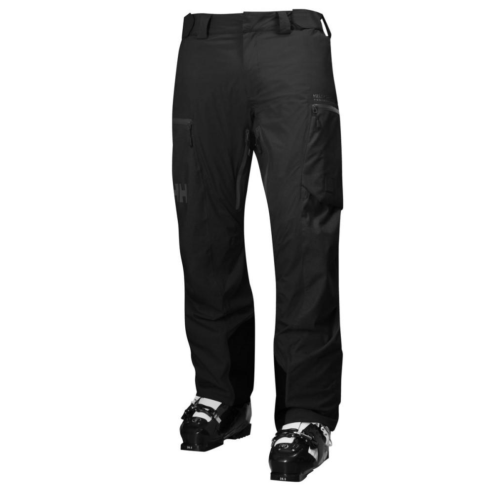 ヘリーハンセン メンズ スキー・スノーボード ボトムス・パンツ【Backbowl Cargo Pants】Black