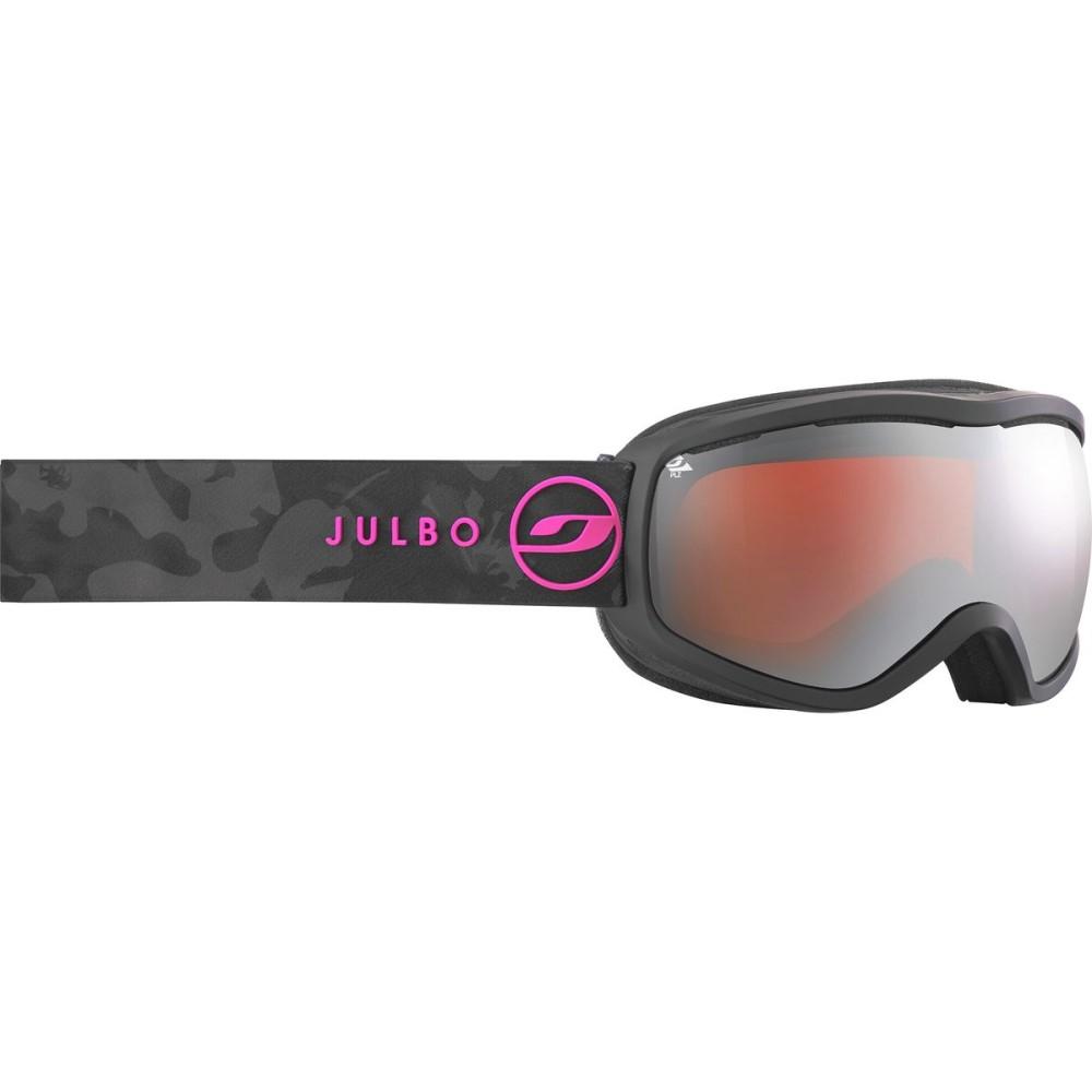 【即出荷】 ジュルボ Goggles レディース スキー・スノーボード ゴーグル Marbled-Silver【Equinox Goggles - Polarized ジュルボ】Black Marbled-Silver Flash, カスタムワークウェア:4542e755 --- canoncity.azurewebsites.net