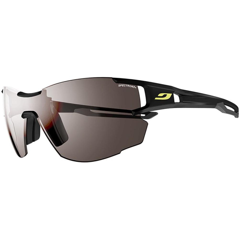ジュルボ レディース スポーツサングラス【Aerolite Spectron 3 Sunglasses】Black/Grey/Spectron 3+