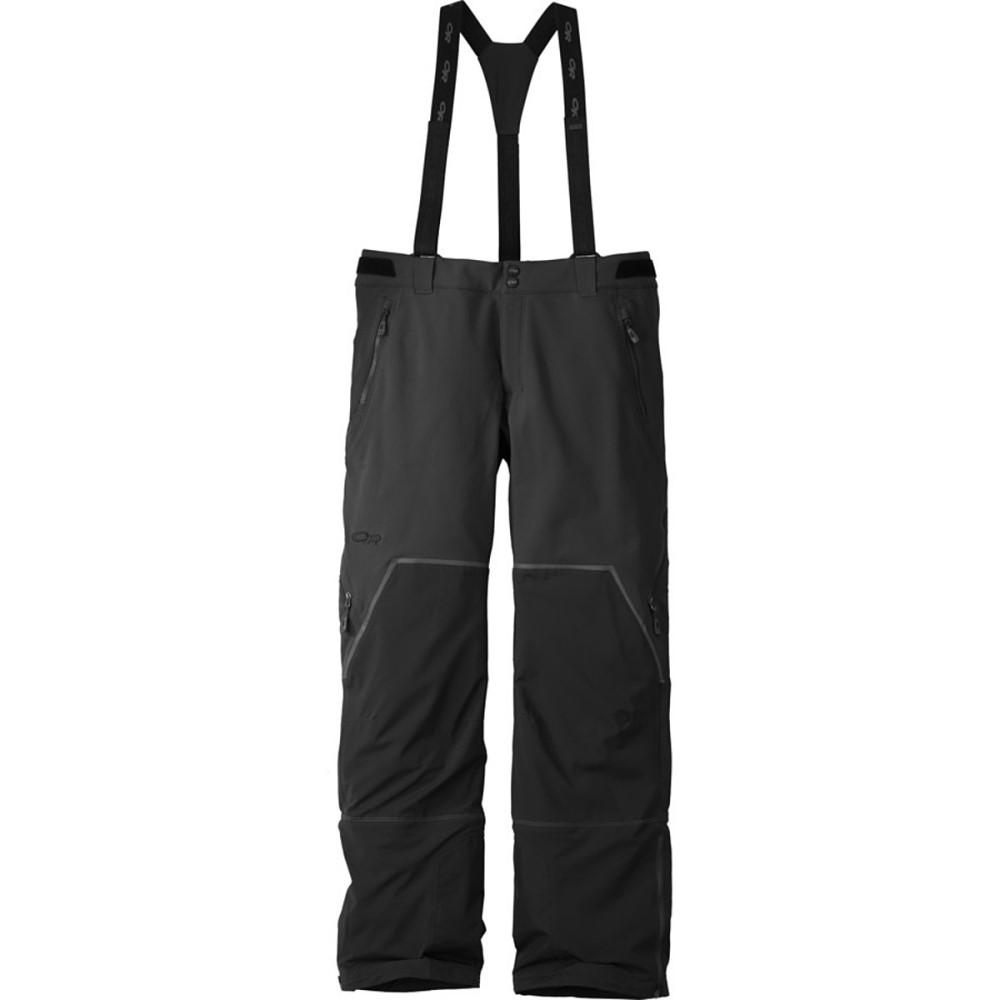 アウトドアリサーチ メンズ スキー・スノーボード ボトムス・パンツ【Trailbreaker Softshell Pants】Black