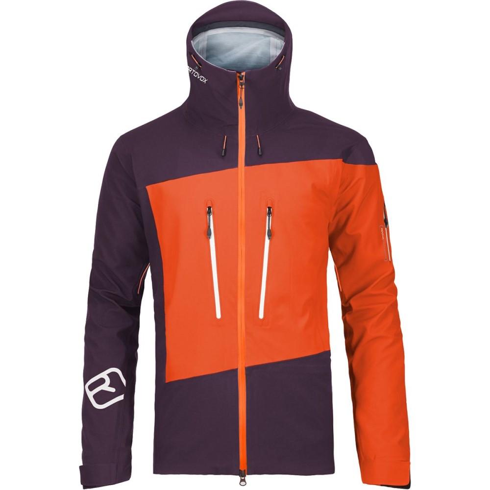 オルトボックス メンズ スキー・スノーボード アウター【Guardian Shell 3L Jackets】Crazy Orange