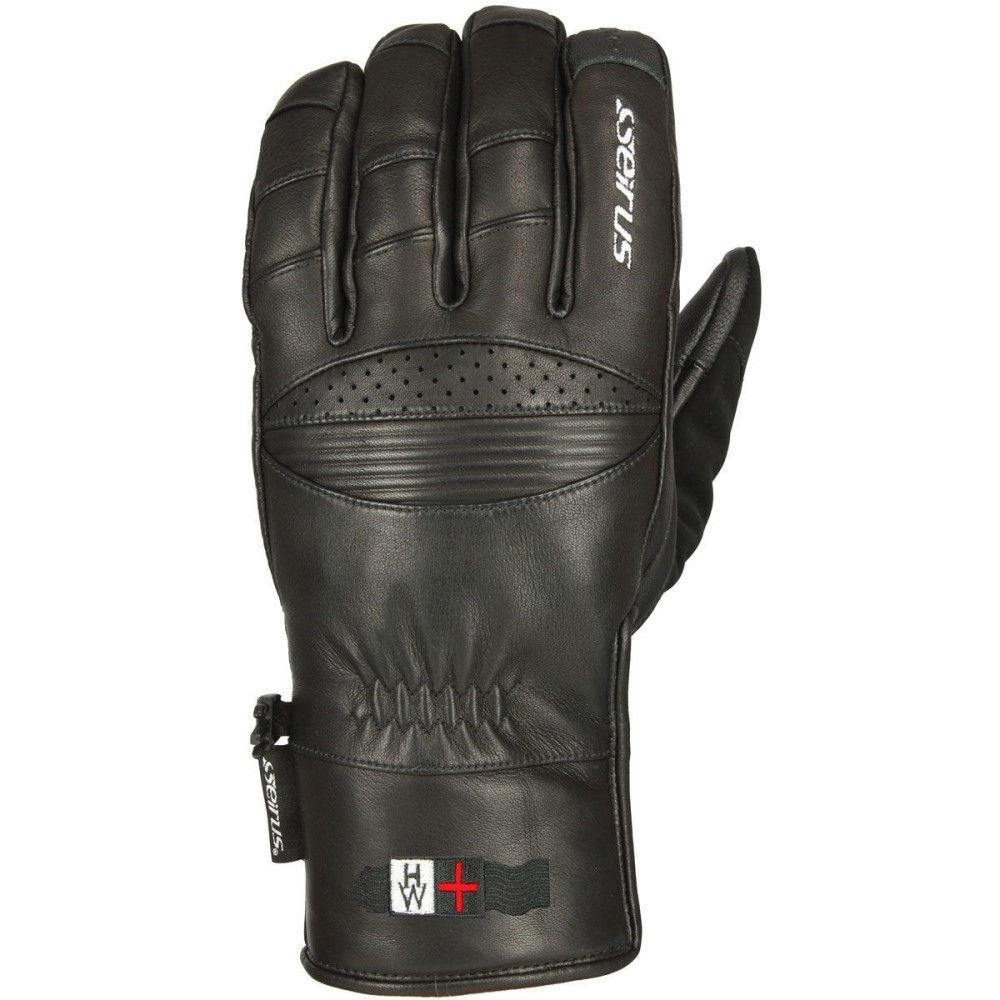 セイラス レディース 手袋・グローブ【Heatwave+ Spiral Glove】Black