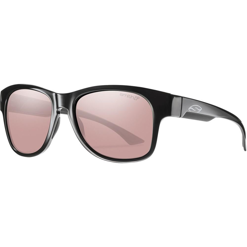 スミス メンズ メガネ・サングラス【Wayward ChromaPop+ Sunglasses - Polarized】Black/Polarchromic Ignitor