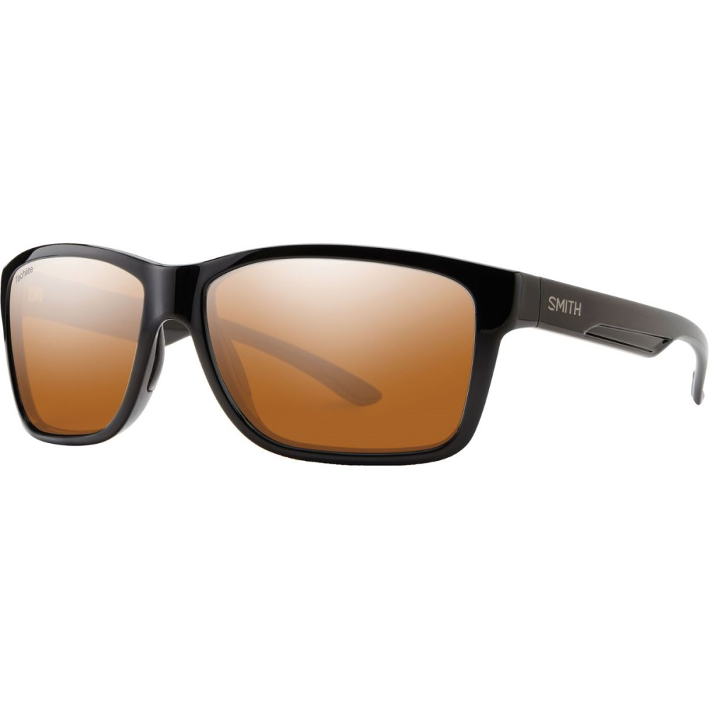 スミス メンズ メガネ・サングラス【Drake Polarchromic Sunglasses】Black/Copper Mirror
