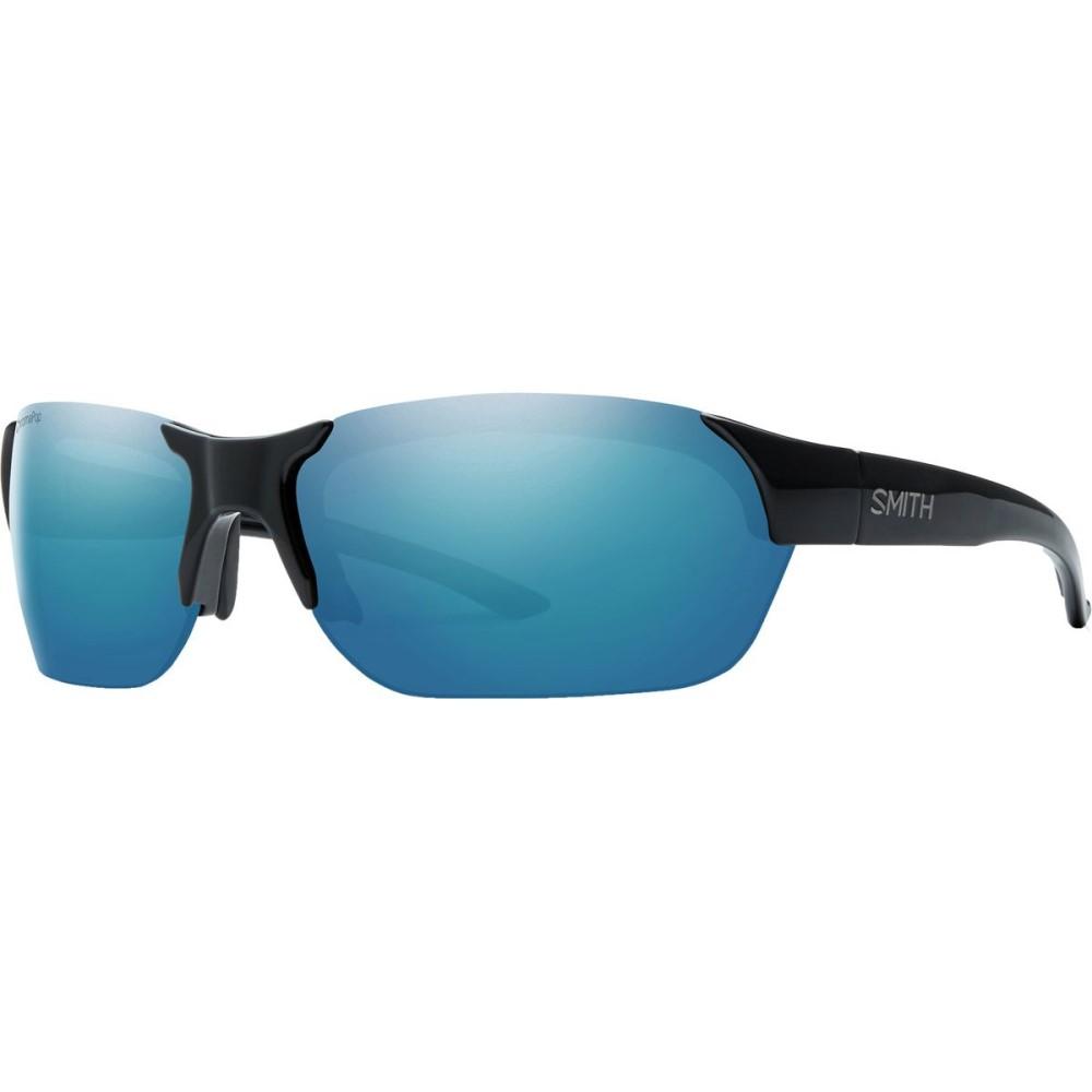 スミス メンズ スポーツサングラス【Envoy ChromaPop Sunglasses - Polarized】Black/Polarized Blue Mirror