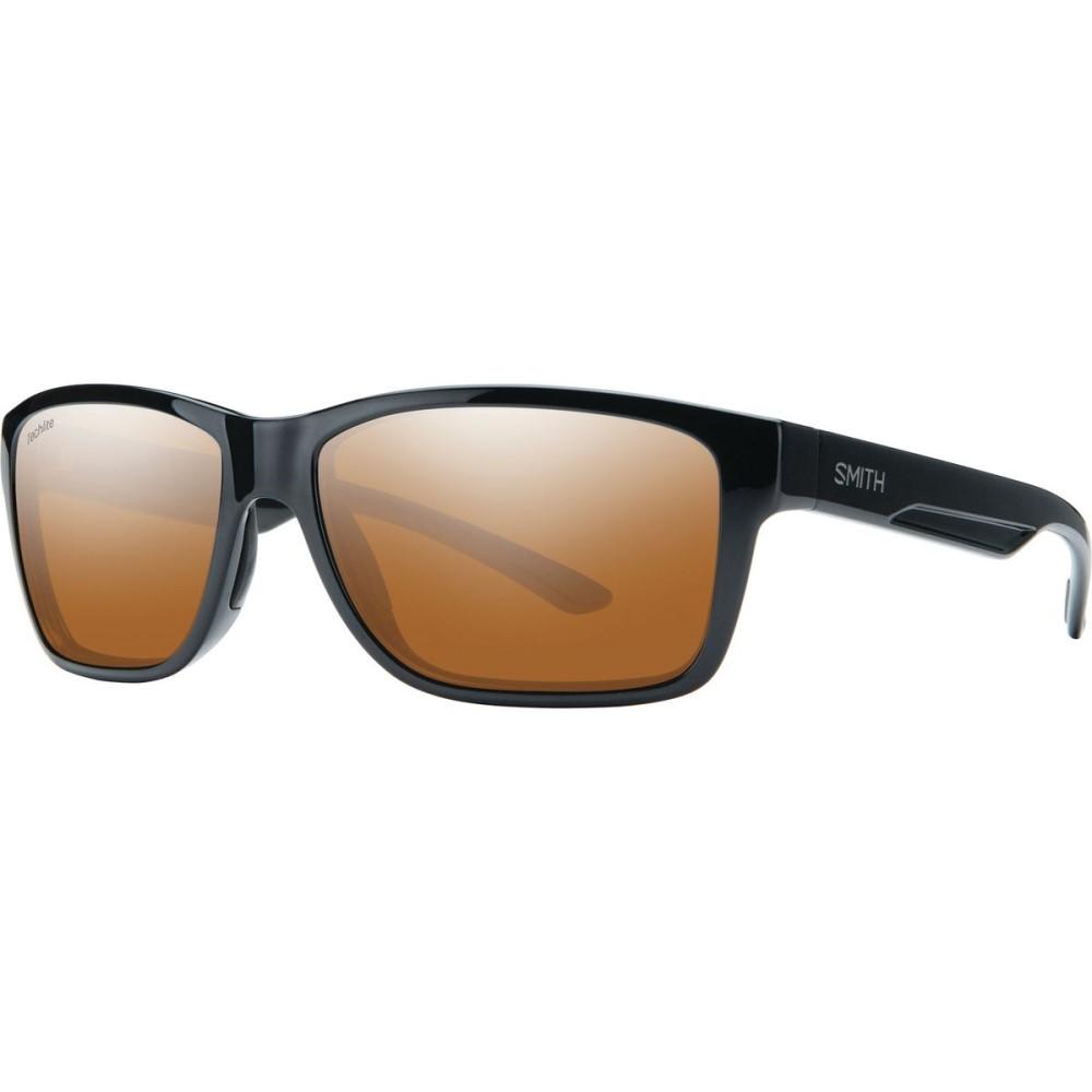 スミス メンズ スポーツサングラス【Wolcott Photochromic Sunglasses】Black/Polarchromic Copper Mirror