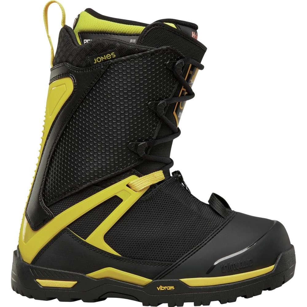 サーティーツー メンズ スキー・スノーボード ボード・板【TM - Two Jones XLT Snowboard Boots】Black/Yellow