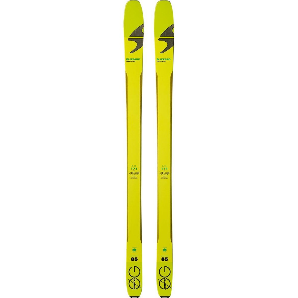 ブリザード メンズ スキー・スノーボード ボード・板【Zero G 85 Ski】One Color