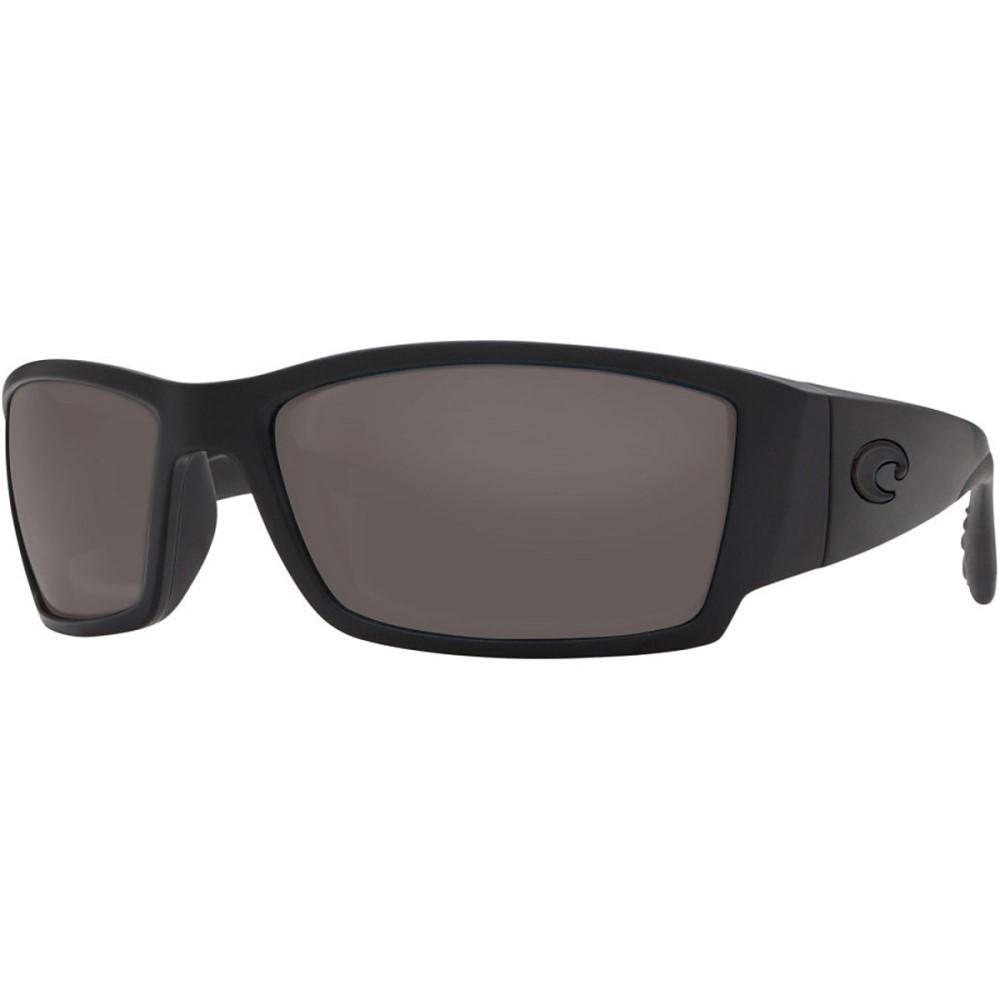 コスタ レディース スポーツサングラス【Corbina Blackout 580P Sunglasses - Polarized】Gray
