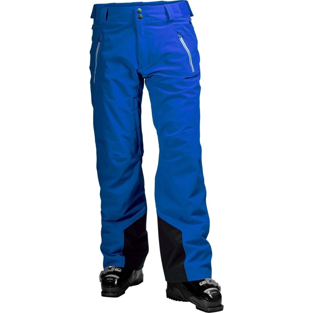 ヘリーハンセン メンズ スキー・スノーボード ボトムス・パンツ【Force Pants】Olympian Blue