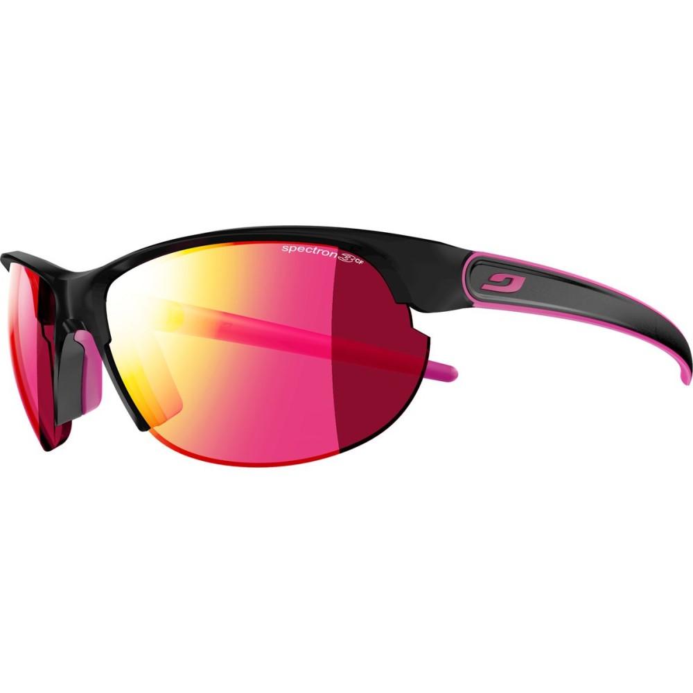 ジュルボ レディース スポーツサングラス【Breeze Spectron 3 CF Sunglasses】Matte Black-Pink/Spectron 3 CF Pink