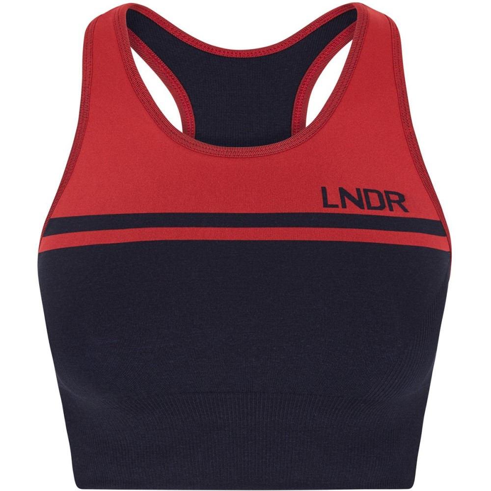 LNDR レディース インナー・下着 スポーツブラ【A - Grade Racer Back Bra】Navy