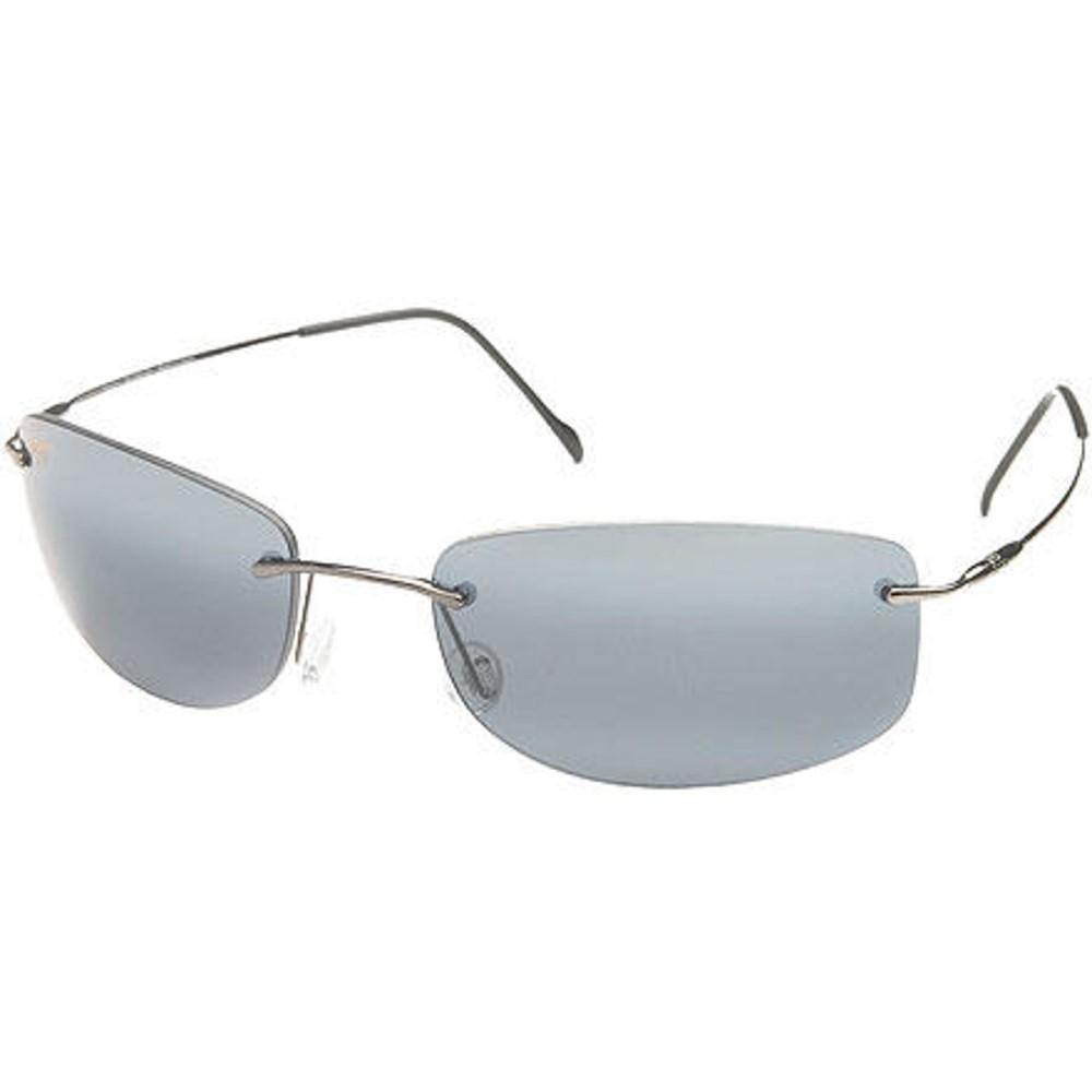 マウイジム レディース スポーツサングラス【Lahaina Sunglasses - Polarized】Gunmetal/Neutral Grey