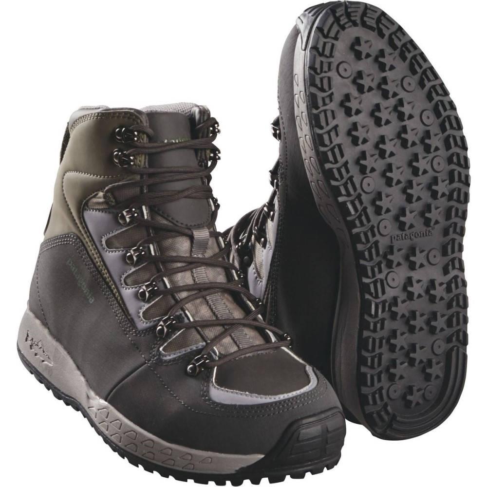 パタゴニア メンズ 釣り・フィッシング シューズ・靴【Ultralight Wading Boot - Stickys】Forge Grey