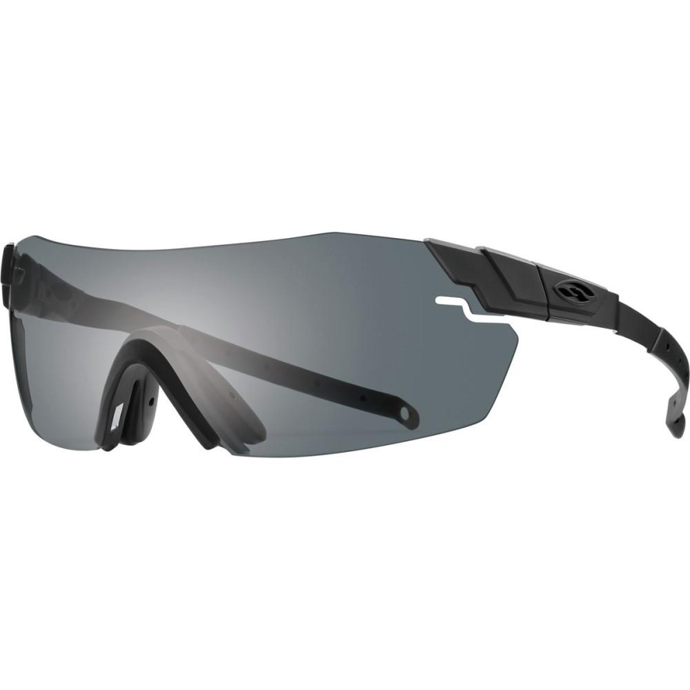 スミス メンズ スポーツサングラス【Pivlock Echo Elite Sunglasses】Matte Black/Clear Gray Ignitor