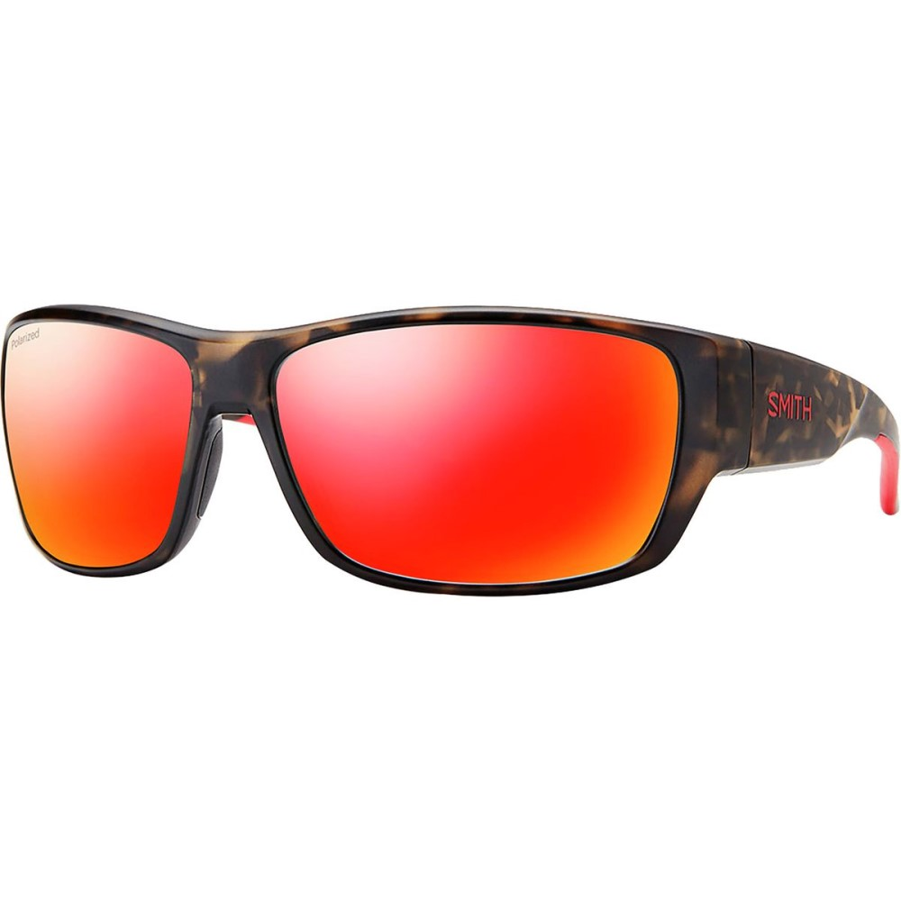 大人気新品 スミス メンズ スポーツサングラス【Forge Red Sunglasses - Sunglasses Polarized Camo/Polarized】Matte Camo/Polarized Red Mirror, マツブシマチ:a2e6df2f --- canoncity.azurewebsites.net