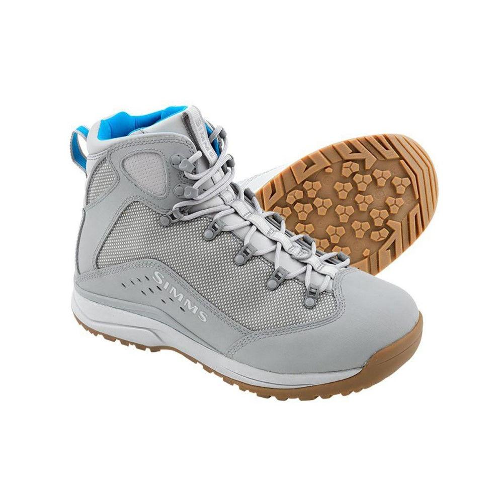 シムズ メンズ 釣り・フィッシング シューズ・靴【VaporTread Salt Boots】Grey