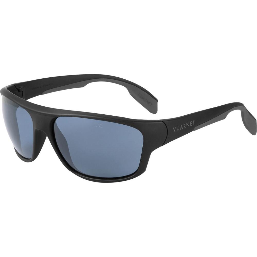 ヴュアルネ メンズ スポーツサングラス【Racing VL 1402 Sunglasses - Polarized】Grey/ Polar Blue