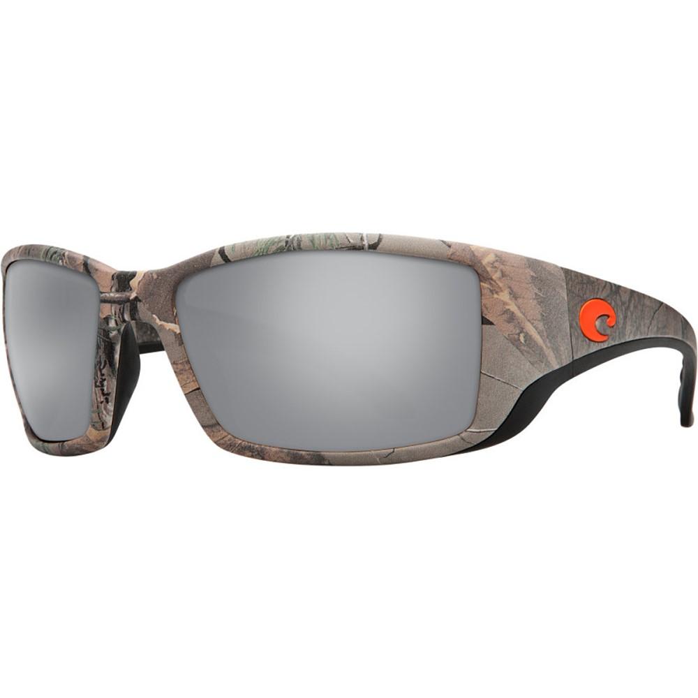コスタ レディース スポーツサングラス【Blackfin Realtree 580G Sunglasses - Polarized】Realtree Xtra Camo/Silver Mirror